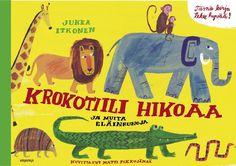 CHILDREN'S ILLUSTRATION: Matti Pikkujamsa