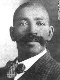 One historian believes that this 19th-century Deputy U.S. Marshal, an Arkansas slave named Bass Reeves, was the real-life inspiration for the Lone Ranger. In his book on Reeves, Art Burton points to similarities such as their gray horses, penchant for disguises, use of American Indian trackers, and unusual calling cards.