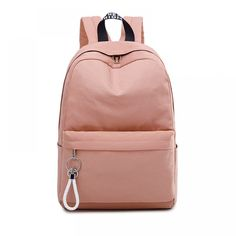 Kid's Simple Style School Backpack  Price: 30.92 & FREE Shipping  #tykebags
