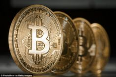 Bitcoin? It's not just online! Britain's first physical shop where virtual currency can be bought opens in London