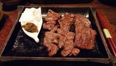 Japanese Gyutan BBQ