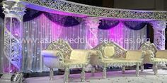 asian wedding stage - Google Search