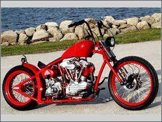 Harley Davidson (Knucklehead)