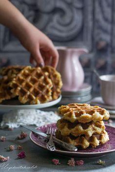 Gofres belgas caseros | Cocina