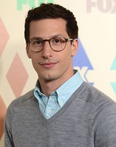 10 Things You Didn't Know About Andy Samberg Andy Samberg, Charles Boyle, Jake Peralta, Brooklyn Nine Nine, Saturday Night Live, Attractive People, Man Crush, Pretty People, Beautiful People