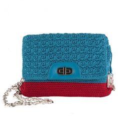 #Bags #fashion #tissu #blu