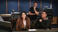"""Go behind the scenes with today's hot music influencers JR Aquino, Alex G and Tanner Patrick as they create their own rendition of """"When You Wish Upon a Star."""" http://di.sn/61838Pghh #movies #topmovies #gameofthrones #harrypotter #starwars #startrek #aliceinwonderland"""