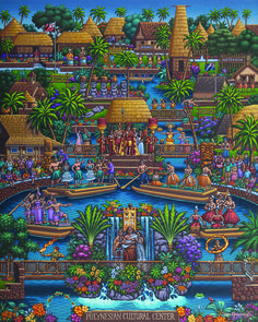 Dowdle Folk Art Puzzles are one of the most popular ways to enjoy Eric Dowdle's…