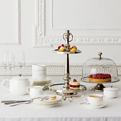 Endless love: Contemporary designs to last a lifetime. Culinary Concepts. #johnlewis #cakestand Registering your list is free and easy - simply call or visit your local shop, or go online: www.johnlewisgiftlist.com
