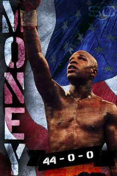 Great Boxing Artwork; Floyd Mayweather Jr.