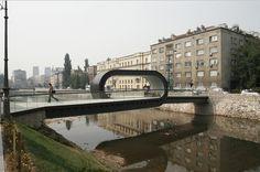 Sarajevo. Festina Lente Bridge
