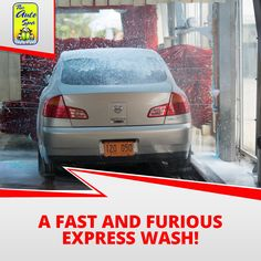 In a hurry to meet someone? Don't want to turn up in a dirty car?  Stop by AutoSpa for a Fast and Furious Express wash!  #autospa #carcleaning #carwash #cardetailing #Expresswash #CaymanIslands