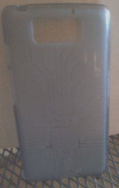 Cruzerlite Bugdroid Circuit Case For Motorola Droid Maxx - Smoke.EIHGIFTS.COM