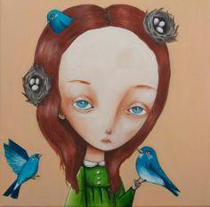 Gli uccellini blu