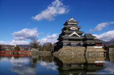 Japanese castles I've visited: #59 Matsumoto Castle in Nagano Prefecture. One of the 12 original castle structures and certainly one of the BEST Japanese castles out there. One of my favorite castles in fact. :D