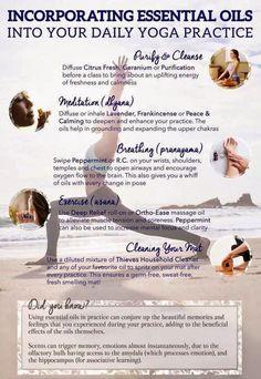 Young Living Essential Oils: Yoga