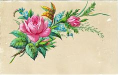Free Vintage Clip Art - Victorian Calling Cards