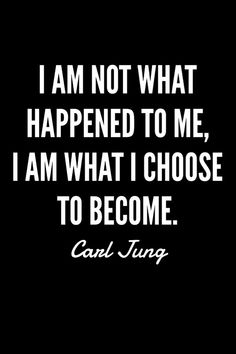 I became stronger, wiser, funny, I became a better person who appreciat's what God n life has to offer. www.funhappyquotes.com