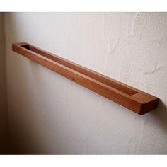 無垢家具(オーダー家具)HOLME|木のタオルかけ(タオルハンガー)