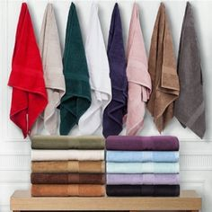 Superior Luxurious & Absorbent 900 GSM Combed Cotton Hand Towel (Set of 4)