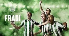 Ferencvaros Nike Home Kit Football Fashion, Nike, Sports, Football Soccer, Hs Sports, Sport
