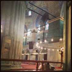 Mosque Istanbul