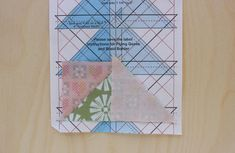 Here are five common methods of making a flying geese block. and I put them through their paces constructing a x finished flying geese unit. Scrap Quilt Patterns, Pattern Blocks, Sewing Patterns, Missouri Star Quilt Tutorials, Flying Geese Quilt, Quilting Rulers, Foundation Paper Piecing, Easy Quilts, Quilting Designs