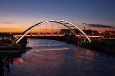 The Gateway Bridge, Nashville, Tennessee
