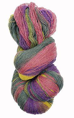 pretty yarn kaunicom - Laine Lang Mille Colori Baby