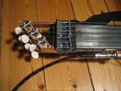 Alternative Guitar Design: New tuner design