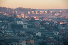 Radical Islamists have found a new refuge in Bosnia. They recruit fighters, promote jihad and preach a fundamentalist interpretation of Islam -- just across the border from the European Union.