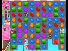 Candy Crush Saga Level 135 NEW