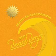Get an exclusive The Beach Boys Made In Usa Album Cover Sticker Album Cover Sticker from Record Stickers - of album cover stickers available Classic Rock Artists, Cool Things To Make, How To Make, The Beach Boys, Star Stickers, California Dreamin', Make It Through, Holiday Gift Guide, Love Songs