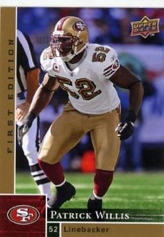 |   San Francisco 49ers 2009 Upper Deck First Edition #128 ...