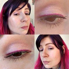 Guten Morgen 🤗 Zum Glück schon Mittwoch und heut gehts wieder zum Friseur - Ansatz färben 😁 Gestern hatte ich den letzten Ton der #katvond #alchemistholographicpalette nämlich #opal auf den Augen. Als Base habe ich das #colourtattoo #cremederose von #maybelline getragen #katvondmakeup #katvondbeauty #eyesoftheday #eotd #eyes #eyemakeup #amu #augenmakeup #eyelook #makeupoftheday #face #faceoftheday #fotd #selfie #selfies #goodmorning #gutenmorgen #katvondalchemist #holographic
