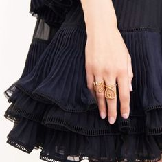 We've got @chloe written over our fingers this weekend - senior writer @t_w.l . . . #chloe #chloejewellery #writeitdown #statementjewellery  via ELLE SINGAPORE MAGAZINE OFFICIAL INSTAGRAM - Fashion Campaigns  Haute Couture  Advertising  Editorial Photography  Magazine Cover Designs  Supermodels  Runway Models