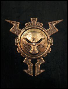 Skull Pendant, Ahmad Samy on ArtStation at https://www.artstation.com/artwork/skull-pendant