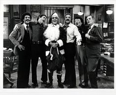 Barney Miller Christmas, I watch Barney Miller very Thursday night on Antenna TV. I watched this show as a kid, I thought it was hilarious and still is.