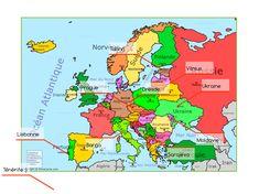destinations de rêve en Europe pas cher pour partir en week end Mon Cheri, Tenerife, Destination Voyage, Travel Around The World, Prague, Ukraine, Travel Destinations, Paris, Moscow