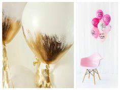 Original balloons decoration - 10 easy DIY ideas