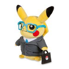 """Pikachu Celebrations: Intern Pikachu Poké Plush (Standard Size) - 7 1/4"""""""