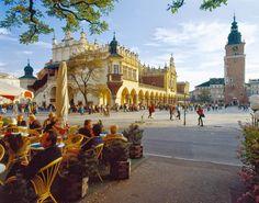 Ekskursijos - Ekskursijos po Krokuvą Gidas po Krokuvą. Cracow Market Square
