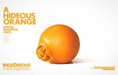 An Ugly Fruit That Inspired a Beautiful Idea. French Supermarkets, Supermarket Shelves, Waste Reduction, Food Advertising, Food Waste, Food Items, Fruits And Vegetables, Being Ugly, Saving Money