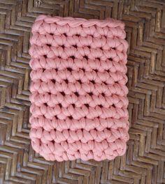 Θήκη πλεκτή για κινητό Merino Wool Blanket, Crochet, Handmade, Hand Made, Ganchillo, Crocheting, Knits, Chrochet, Quilts