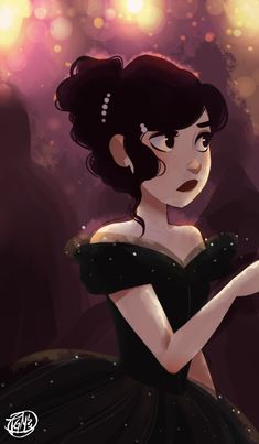 Les lumieres by She kind of reminds me of Marinette Dupain-Cheng from Miraculous Ladybug Pretty Art, Cute Art, Character Illustration, Illustration Art, Character Inspiration, Character Art, Art Plastique, Miraculous Ladybug, Cartoon Art