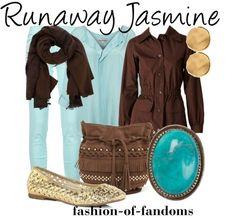 Runaway Jasmine