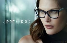 Jimmy Choo eyewear campaign 2015@ St.Lawrence Optometry in Kingston, ON