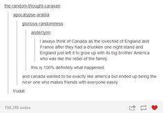Our bros up north: much more than just America's hat - Imgur