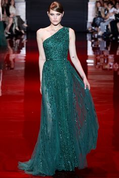 Elie Saab Fall 2013 Couture - Collection - Gallery - Style.com