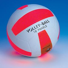 Volleyball Light Up Sports Ball